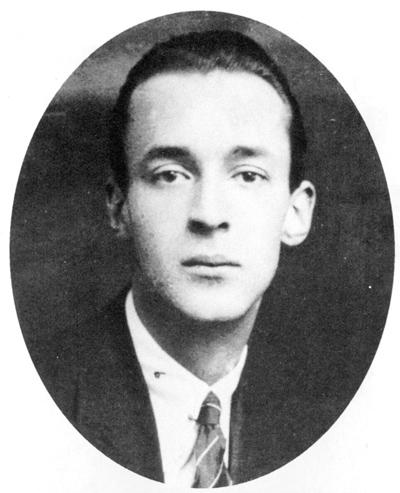 Набоков в Кембридже, 1920 г.