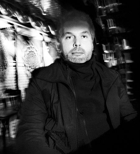 Илья Ценципер (фото Марии Ионовой-Грибиной)