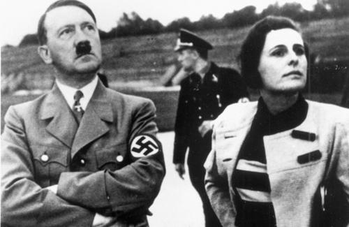 Гитлер и Рифеншталь