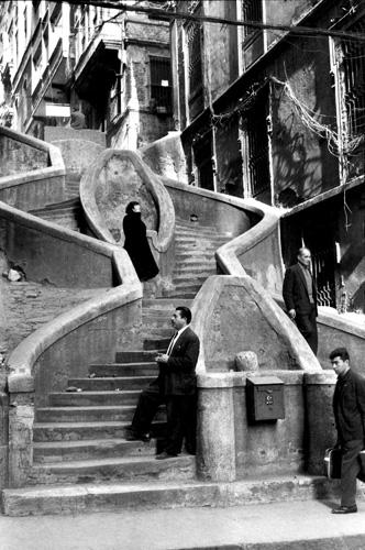 Анри Картье-Брессон. Стамбул, 1964