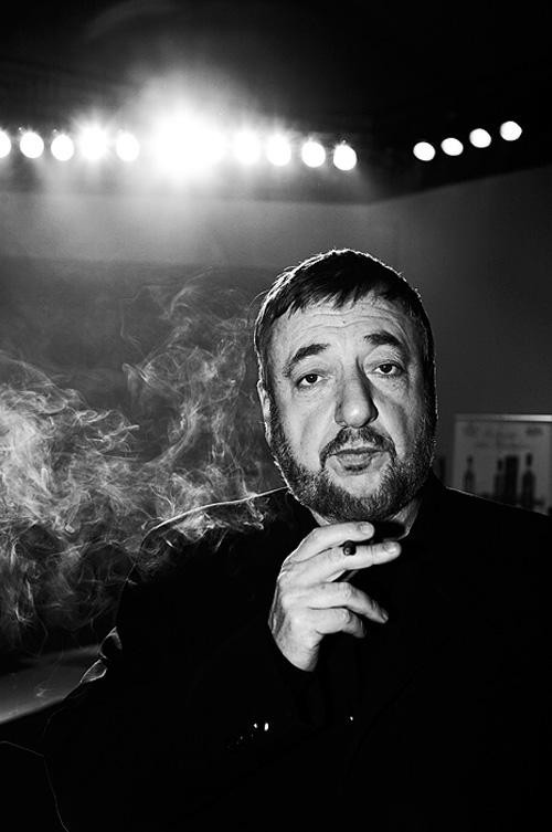 Павел Лунгин. Фото Никиты Павлова