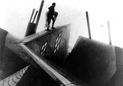 a comparison of stellan ryes the student of prague and the cabinet of dr caligari by robert wiene
