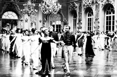 Кадр из фильма Сергея Бондарчука «Война и мир» (1965—1966)