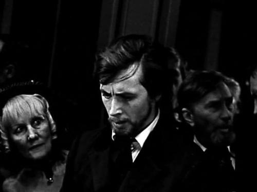 Кадр из фильма Алексея Баталова «Игрок» (1972)