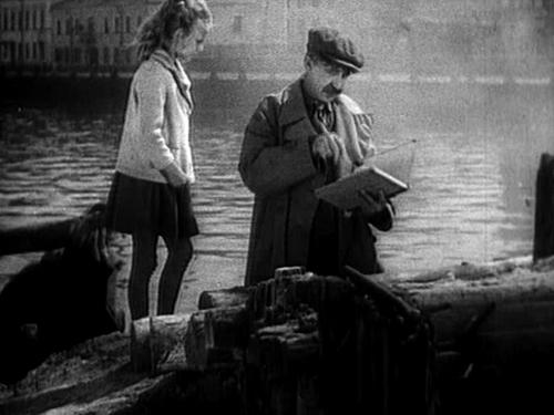 Фильм Старик и девочка (1981) - актеры и роли