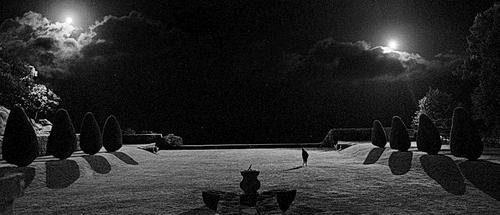 Кадр из фильма Л. фон Триера «Меланхолия» (2011)