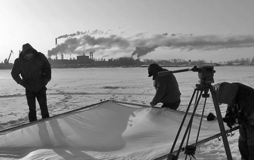 Фото: Аглая Чечот, 2012