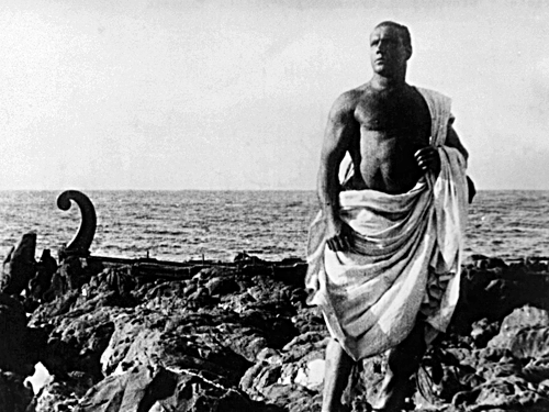 «Кабирия». Реж. Джованни Пастроне, 1914