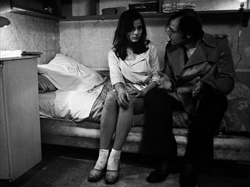 «Черная серия». Реж. Алена Корно, автор диалогов Жорж Перек, 1979