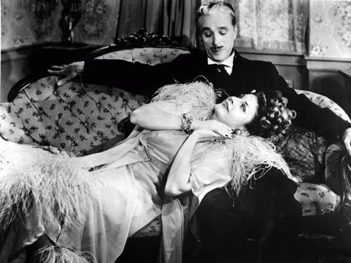 «Месье Верду». Реж. Чарли Чаплин, 1947