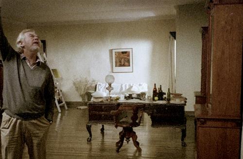Пока Свен «колдовал» над созданием «вечерней, меланхолической атмосферы», Андрей обдумывал, как лучше всего «подать» появление актеров. Онговорил, что выход актеров подобен новой теме вмузыкальном произведении: надо иостарой незабыть, иновую преподнести как что-то необыкновенное.