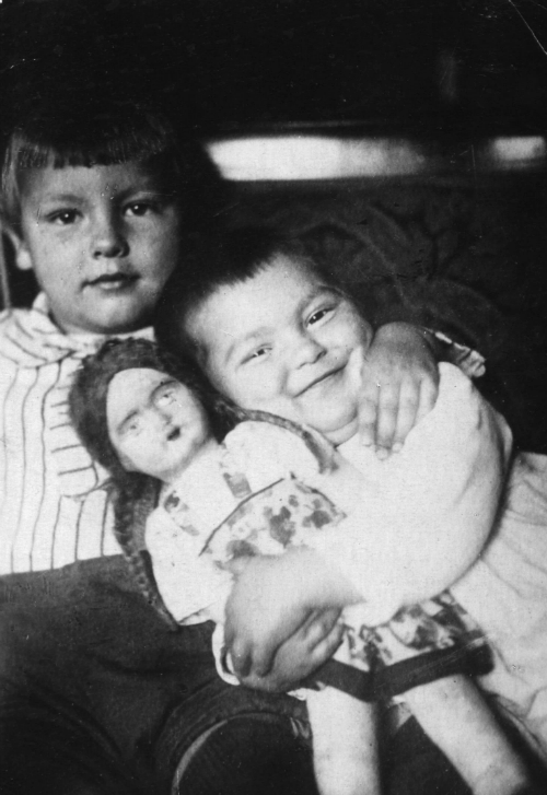 Марина и Андрей Тарковские
