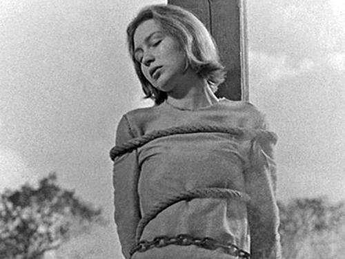 «Процесс Жанны д'Арк». Реж. Робер Брессон, 1962