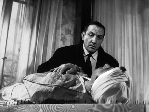 «Превращение мокриц». Реж. Пьер Гранье-Дефер, 1965