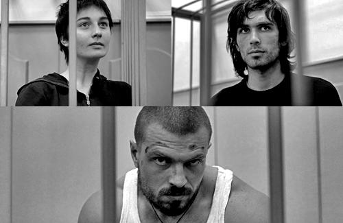 Слева направо: Александра Духанина, Андрей Барабанов, Максим Лузянин.