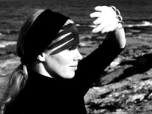 «Персона». Реж. Ингмар Бергман, 1966