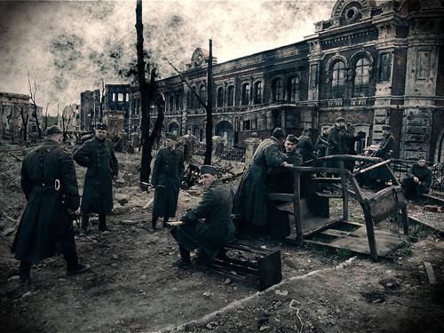 Перед решающим боем. Фото: Александр Низовский. Увеличить