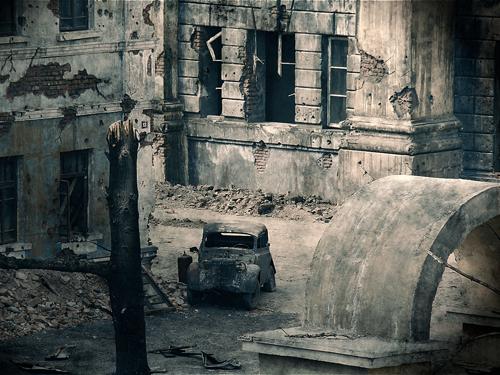 Улица Сталинграда. Фото: Александр Низовский. Увеличить
