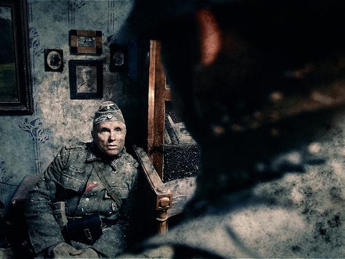 Актер массовых сцен. Фото: Александр Низовский. Увеличить