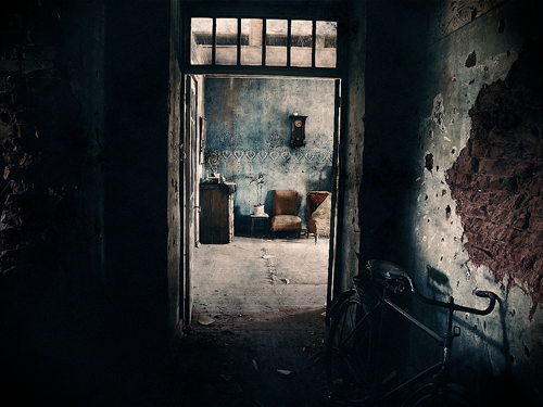 Вход в комнату Кати. Фото: Александр Низовский. Увеличить