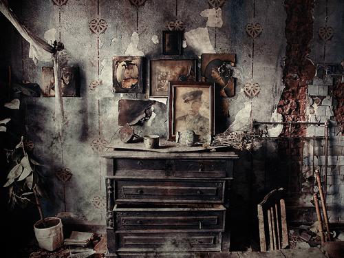 Комната в квартире родителей Кати. Фото: Александр Низовский. Увеличить
