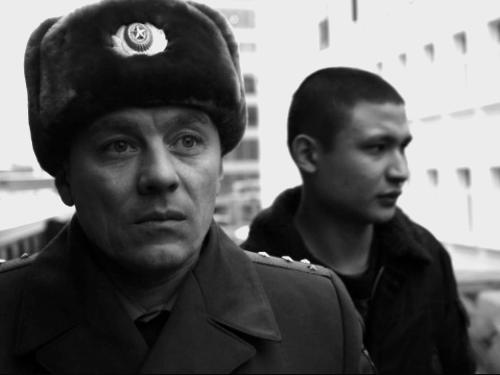 «Конвой». Реж. Алексей Мизгирев, 2012