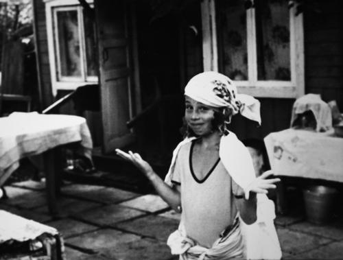 Домашний спектакль. 1977 год. Фотография из личного архива Валентины Николаевны Бодровой