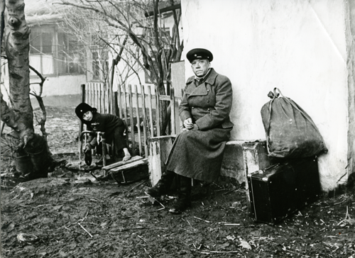 «Двадцать дней без войны». Реж. Алексей Герман, 1976