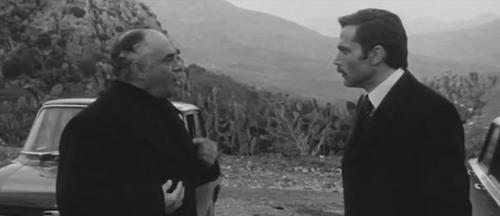 «Признание комиссара полиции прокурору республики». Реж. Дамиано Дамиани, 1971
