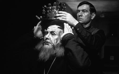 «Костюмер». Реж. Питер Йетс, 1983