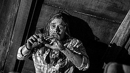 «Зловещие мертвецы: Черная книга». Реж. Федерико Альварес, 2013
