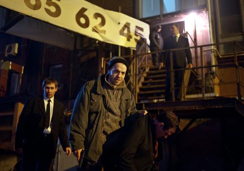Ночные съемки Александр Голубков