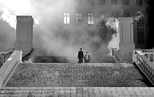 «Шпион». Реж. Алексей Андрианов, 2012
