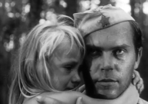 «Ребенок». Реж. Николай Мащенко, 1967