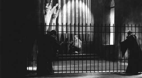 «Два монаха». Реж. Хуан Бустильо Оро, 1934