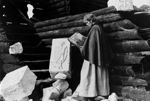 «Андрей Рублев». Реж. Андрей Тарковский, 1966