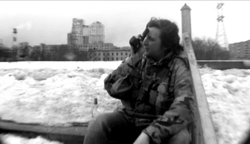 «Черный таксист». Реж. Анастасия Белокурова, 2011
