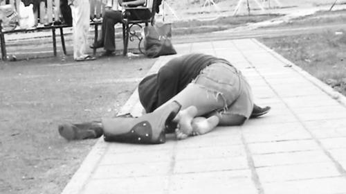 «Плохой и нехорошая». Реж. Анастасия Белокурова, 2010