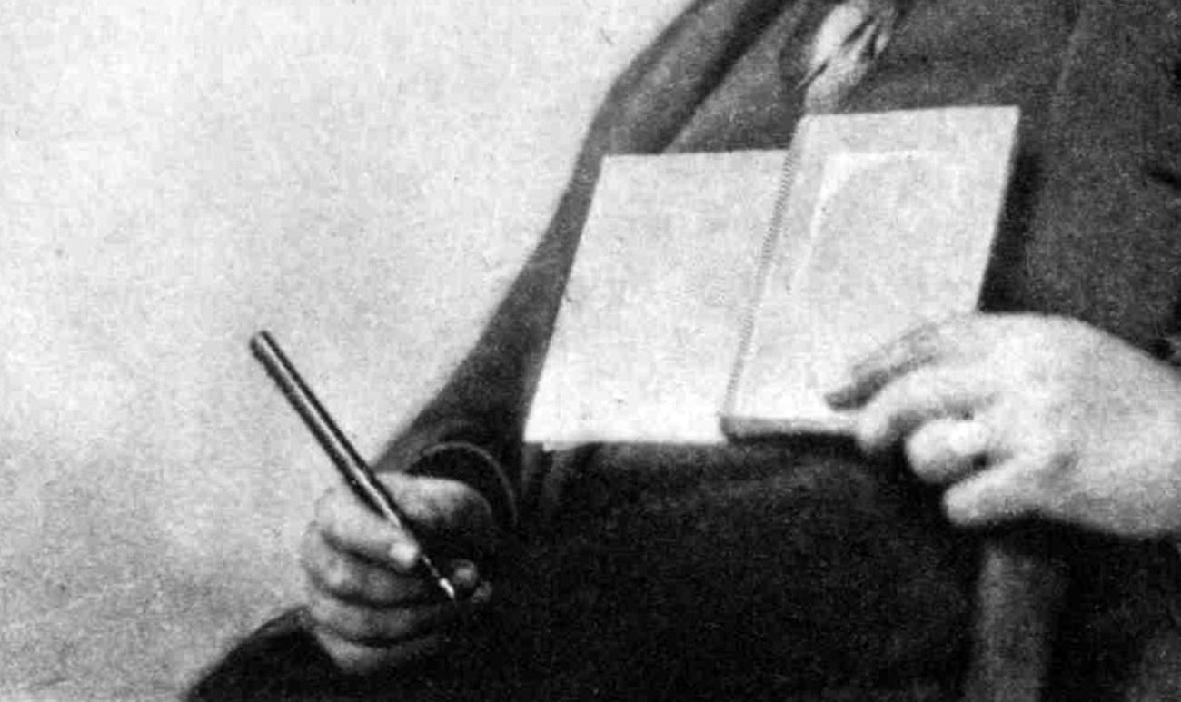 «Мы всегда были возлюбленными…» Фрагменты из писем и дневников Честертона