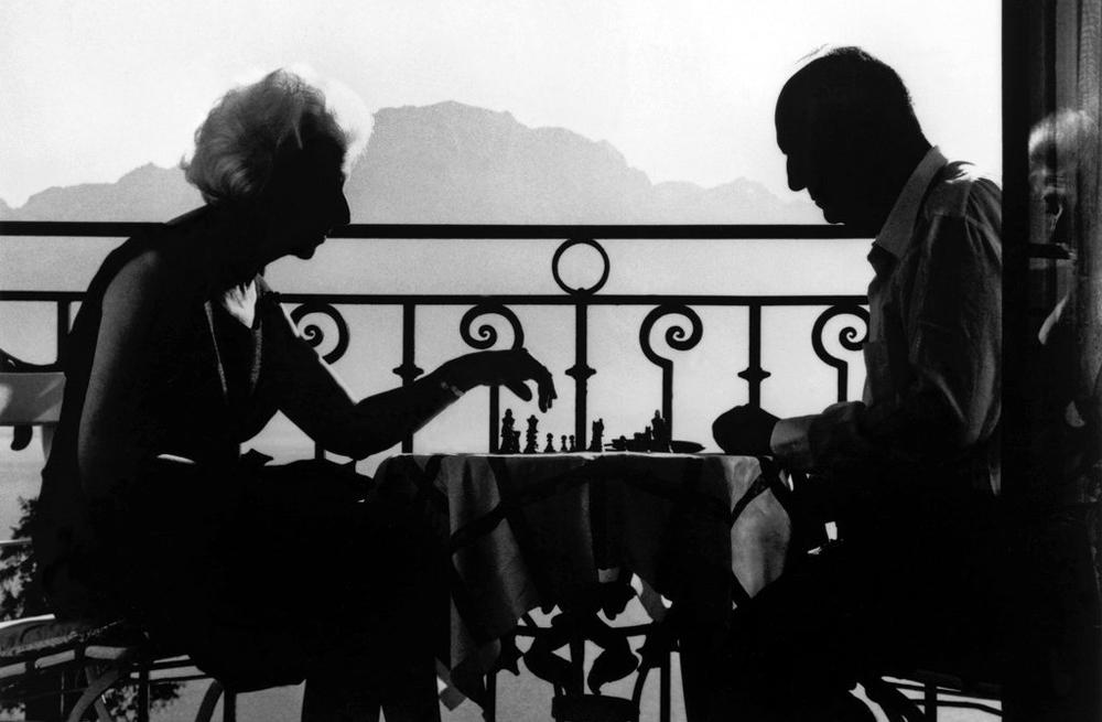 Набоков, шахматы, кино