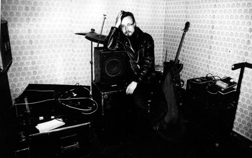 ДК Строителей. Фото Александра Мальгаждарова, Караганда, 1996