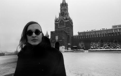 Фото Андрея Кудрявцева, Москва, 1988