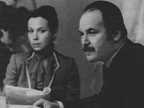 «Ленин. Страницы жизни». Реж. Виктор Лисакович. 1986–89