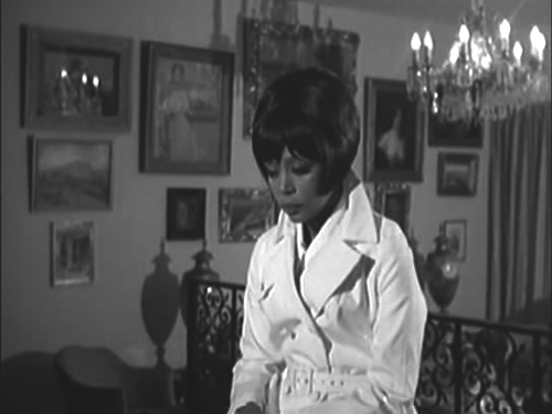 «Белые розы для моей черной сестры». Реж. Абель Салазар. 1970