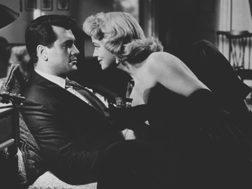 «Написано на ветру». реж. Дуглас Сёрк. 1956