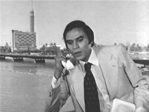 «Не оставляй меня одну». Реж. Хасан аль-Имам. 1975