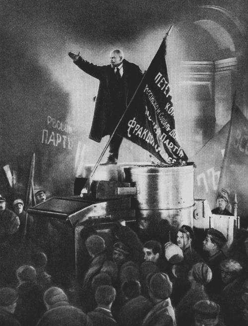«Октябрь». Реж. Сергей Эйзенштейн. 1927