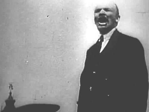 «Три песни о Ленине». Реж. Дзига Вертов. 1934