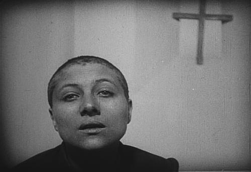 «Страсти Жанны д'Арк». Реж. Карл Теодор Дрейер. 1928