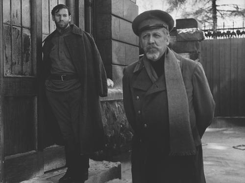 «Седьмой спутник». Реж. Григорий Аронов, Алексей Герман, 1967
